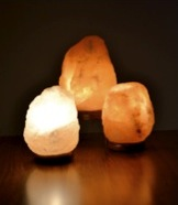 Rock Salt Lamp 'Home Health & Harmony' Set - Save over 10%