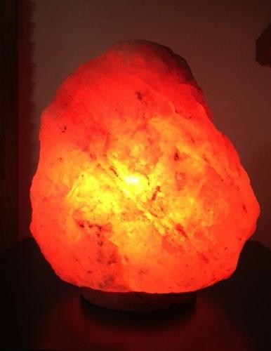 10kg - 12kg Rock Salt Lamp