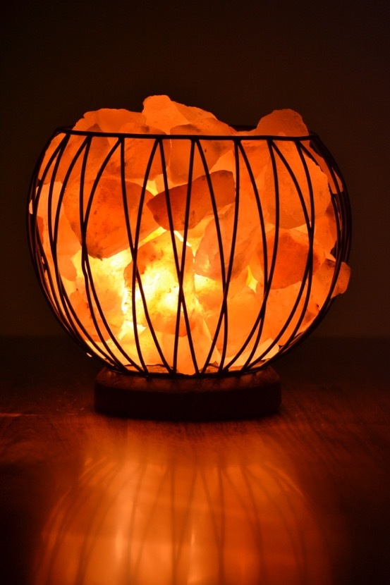Caged Fire Bowl – Large