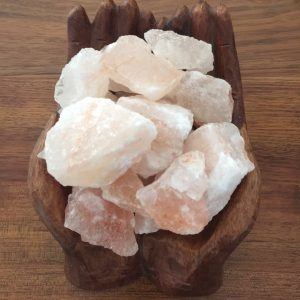 2 kg Pink Himalayan Salt Chunks - save > 10%