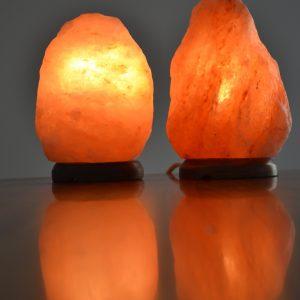 Popular Pack:  1-2 kg & 2-3kg Rock Salt Lamps - FREE shipping