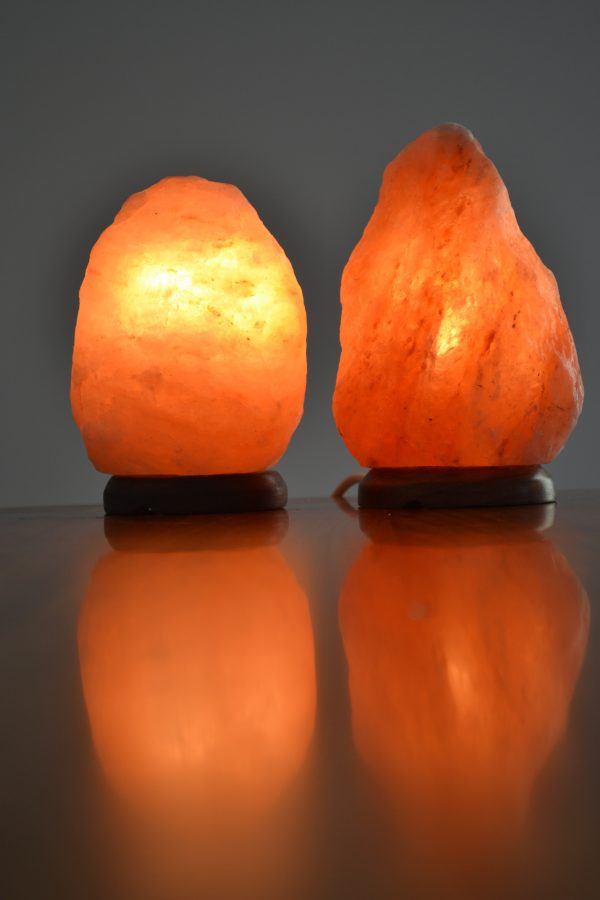 Popular Pack:  1-2 kg & 2-3kg Rock Salt Lamps - FREE shipping
