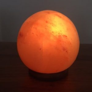 Med Sphere Himalayan Salt Lamp