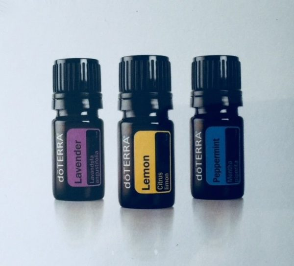 Essential Oil Introductory Pack (5 ml bottles)