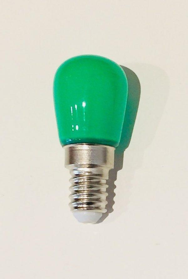 LED Globe - Green