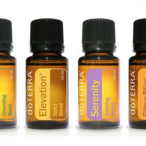 Essential Oils - Blends