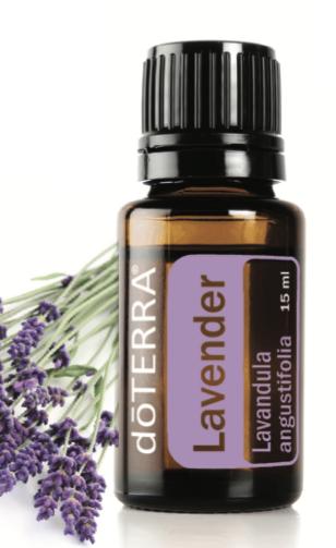 Lavender Pure Essential Oil 15 ml