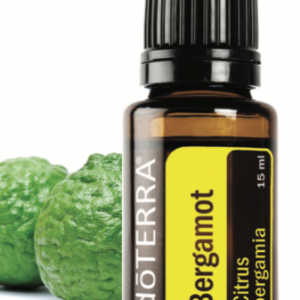 Bergamot Pure Essential Oil 15 ml