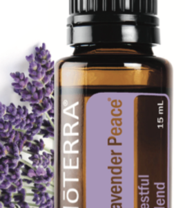 Lavender Peace (Restful Blend) Pure Essential Oil 15 ml