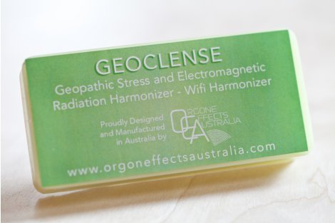 Geoclense Home & Office Harmoniser x 2 save 20%, FREE shipping