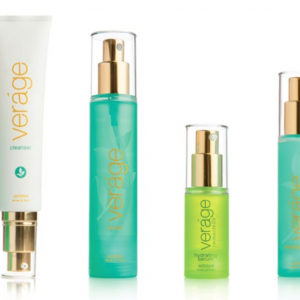 Verage 4 Step Skincare Collection - save 10%